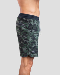 Forest Camo - Active Short