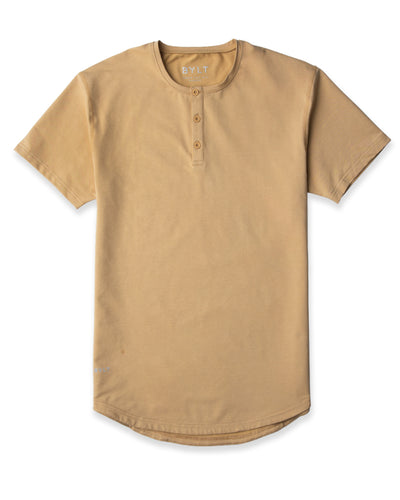 Dune - Henley Drop-Cut