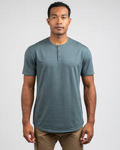 Pacific - Drop-Cut Henley