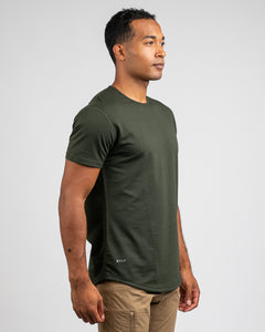 Forest - Drop-Cut Shirt