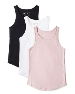 Women's Essential Tank - Custom 3 Pack