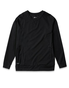 Black - Elite+ Crewneck Sweatshirt