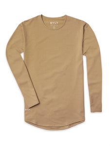 Dune - Drop-Cut Long Sleeve: LUX