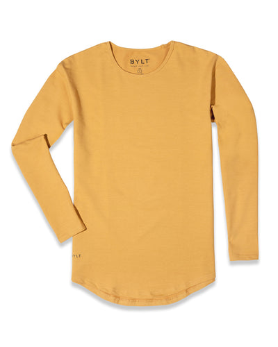 Drop-Cut Long Sleeve (A FINAL SALE) Prairie