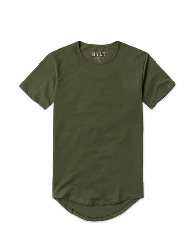 Drop-Cut Tee (Version 1 - FINAL SALE)