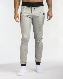 Heather Grey - Men's BYLT Joggers