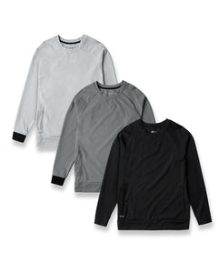 Men's Elite+ Crewneck Sweatshirt - Custom Pack