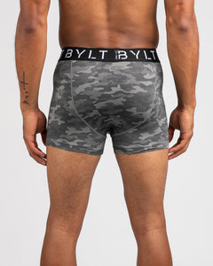 Gunmetal / Camo - All Day Trunk