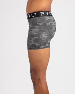 Gunmetal / Camo - Flex Trunk
