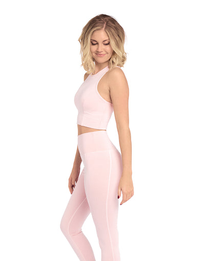 The BYLT Crop Top Blush