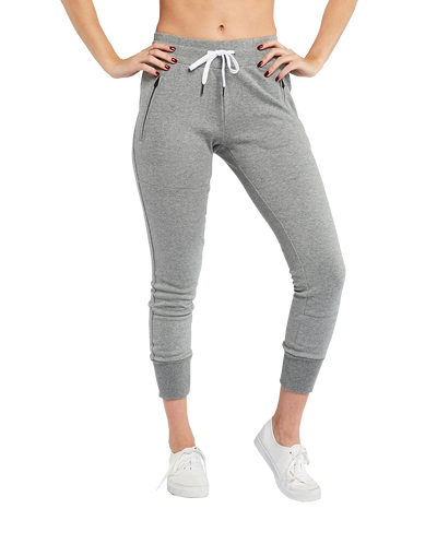 Women's Premium Joggers (FINAL SALE) Grey