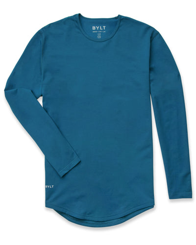 Drop-Cut Long Sleeve: LUX <!-- Size S --> Swell - Drop-Cut: LUX Long Sleeve