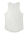 LUX Drop-Cut Tank Bone - LUX Drop-Cut Tank