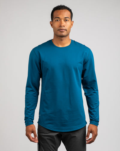 Drop-Cut Long Sleeve: LUX <!-- Size M --> Swell - Drop-Cut: LUX Long Sleeve