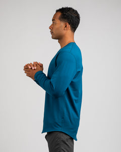 Swell - Drop-Cut: LUX Long Sleeve