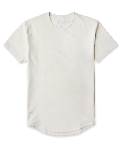 Drop-Cut: LUX Bone - Drop-Cut LUX Shirt