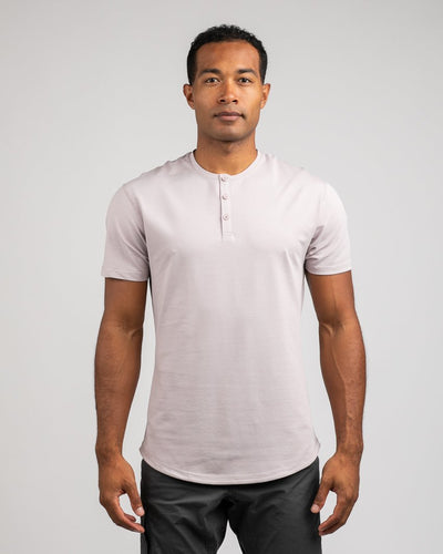 Iris - Henley Drop-Cut LUX Shirt
