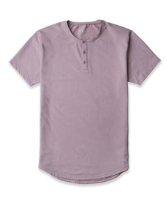 Dusk - Henley Drop-Cut Shirt