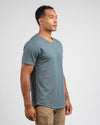 Drop-Cut V-Neck: LUX Pacific - Drop-Cut V-Neck LUX