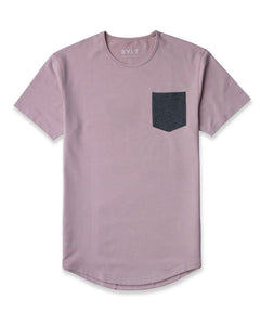 Dusk/Dark Heather Grey - Drop-Cut: LUX Pocket
