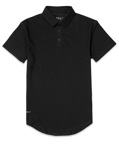 Drop-Cut: LUX Polo Black