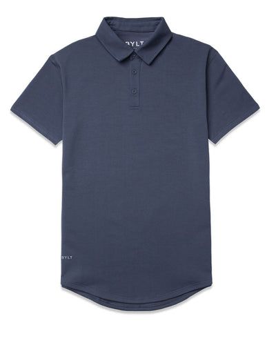 Drop-Cut: LUX Polo Midnight