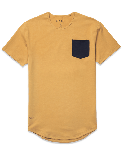 Drop-Cut: LUX Pocket <!-- Size M --> Mojave/Navy
