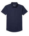 Drop-Cut: LUX Polo Navy - Drop-Cut: LUX Polo