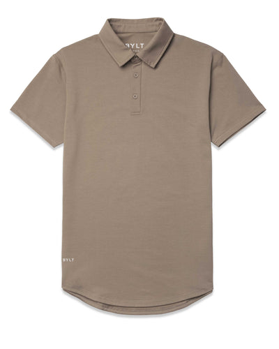 Drop-Cut: LUX Polo Olive - Drop-Cut: LUX Polo