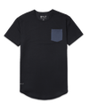 Drop-Cut: LUX Pocket Black Midnight
