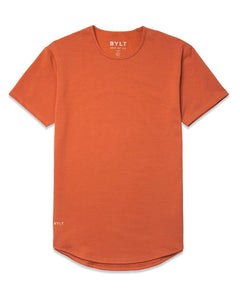 Burnt Orange - Drop-Cut LUX