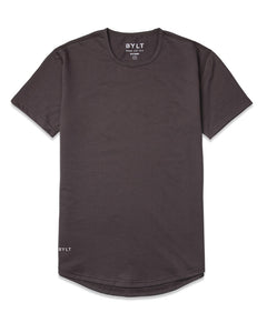 Espresso - Drop-Cut Shirt