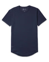 Drop-Cut: LUX <!-- Size M --> Navy - Drop-Cut LUX