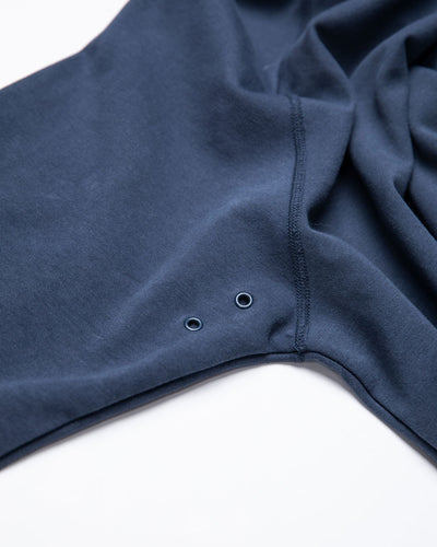 Men's Premium Drop-Cut Pullover (FINAL SALE) Navy Blue