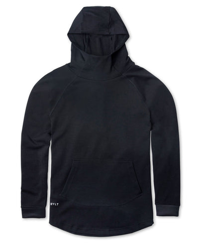 Men's Premium Drop-Cut Pullover (FINAL SALE) Black
