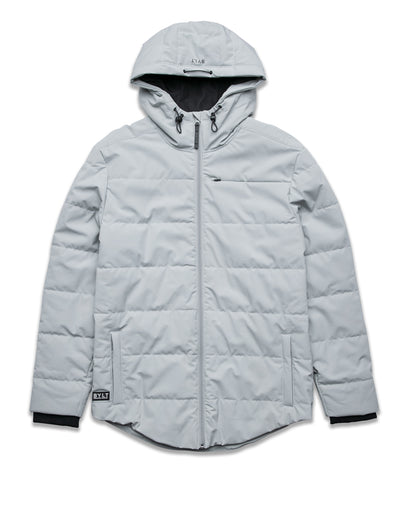 Drop-Cut Puffer Jacket Storm - Drop-Cut Puffer Jacket