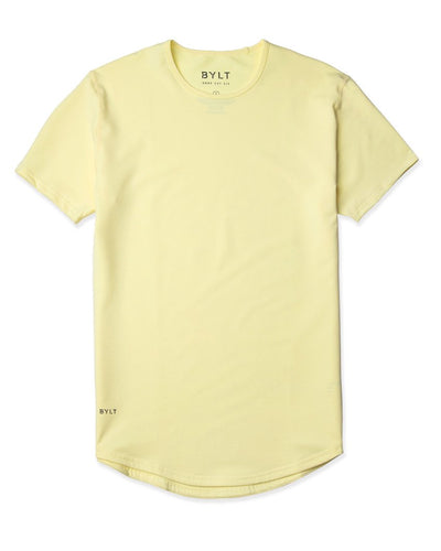Drop-Cut Shirt Canary - Drop-Cut Shirt