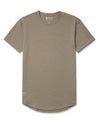 Drop-Cut Shirt Olive - Drop-Cut Shirt