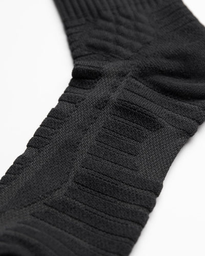 Hybrid Compression Socks Black