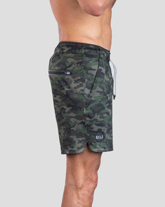 Forest Camo - Training Short