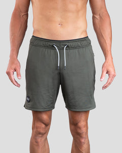 Dark Olive - Training Short