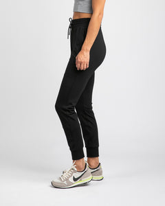 Black - Women's Elite+ Joggers