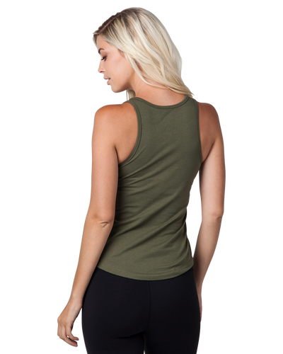 Women's Essential Tank (FINAL SALE) Military Green