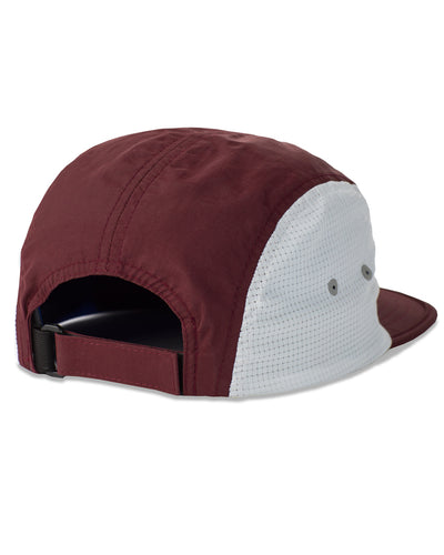 Maroon-Light Grey