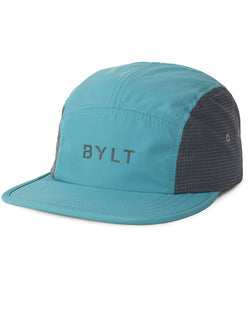 Teal-Grey Hat
