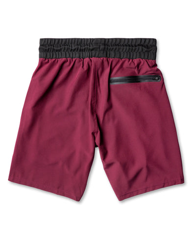 Active Shorts (FINAL SALE) Maroon