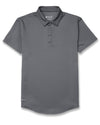 Drop Tech Polo Gunmetal