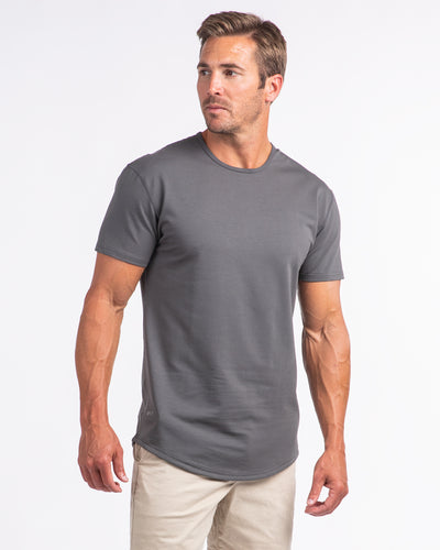 Drop-Cut: LUX <!-- Size XXL --> Charcoal