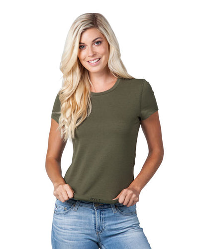 Women's Essential Tee - 2019 Style Military Green