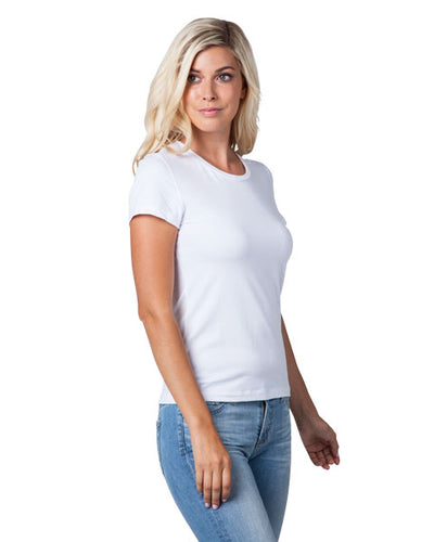 Women's Essential Tee White